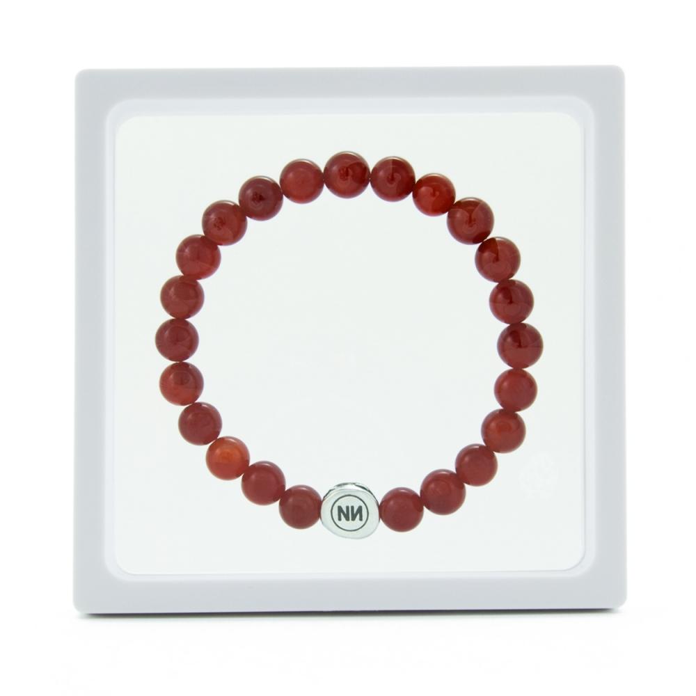 Carnis carnelian bracelet