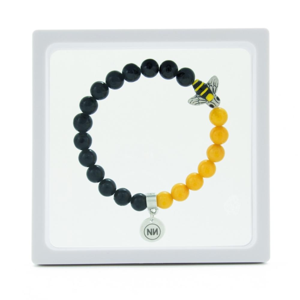 Pollinating bracelet