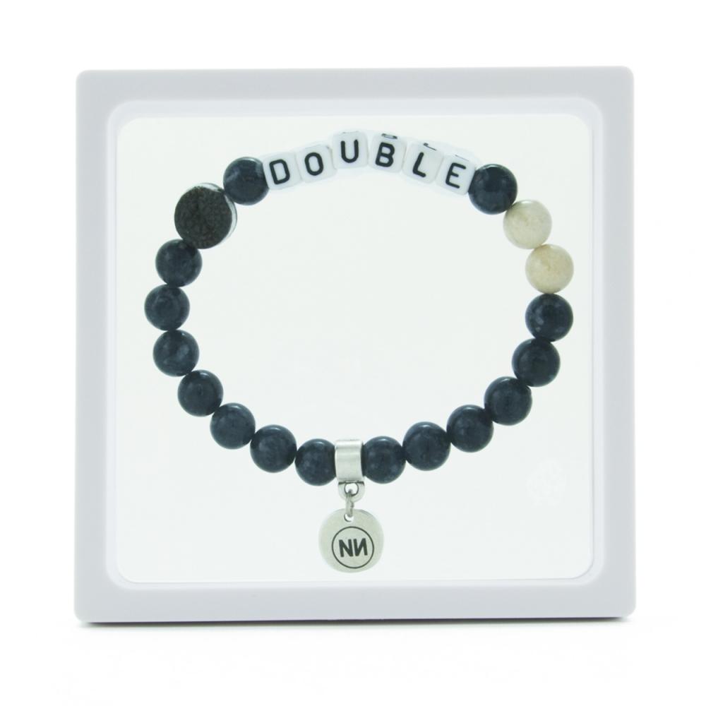 Oreo Double Cream bracelet