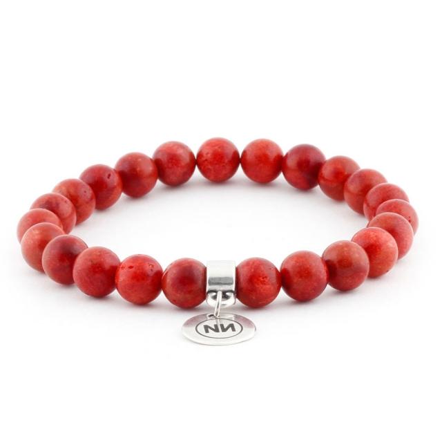 Bracelet Réseau de Corallium avec pendentif