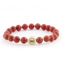 Golden Coral Sea bracelet