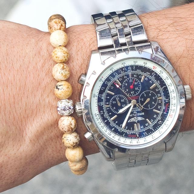Pulseira Paisagem de luxo