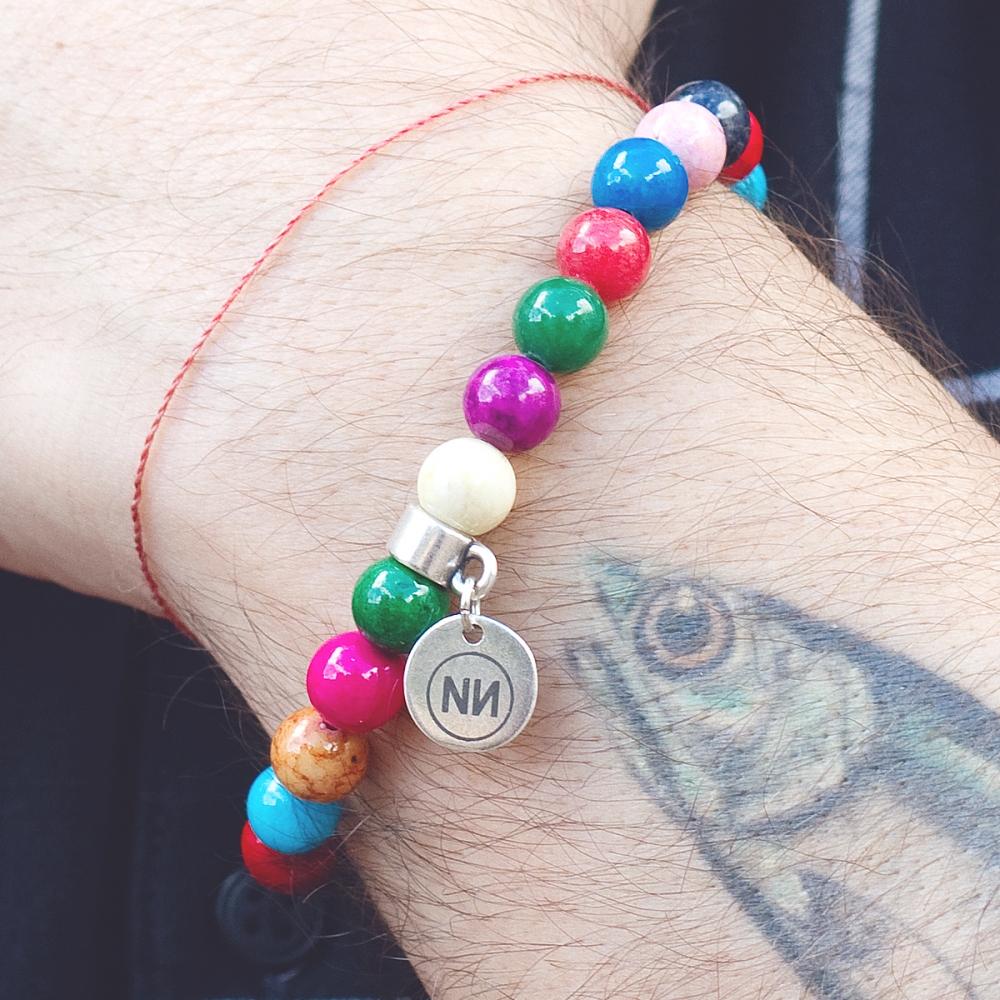 Armband Färbung
