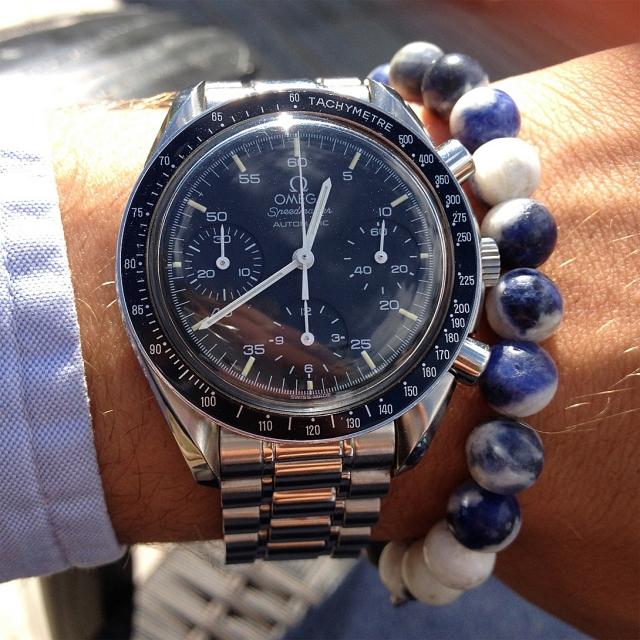 Armband blauer Himmel met Anhänger