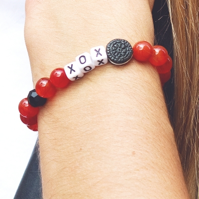 Hugs and Kisses bracelet