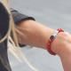 Armband Umarmungen und Küsse