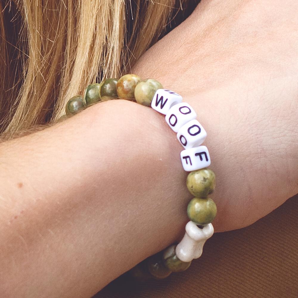 Barking bracelet